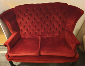 Chesterfield Sofa - 2 Seater - £200 OBO