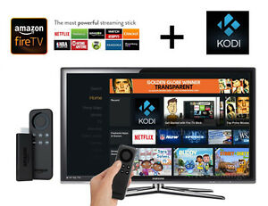 BRAND NEW AMAZON FIRE TV STICK WITH KODI XBMC FULLY LOADED