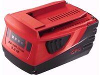 Hilti battery- B 22/3.3 LI-LON - NEW