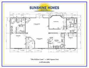 *** IMMEDIATE DELIVERY *** Beautiful NEW Home, to be moved Edmonton Edmonton Area image 6