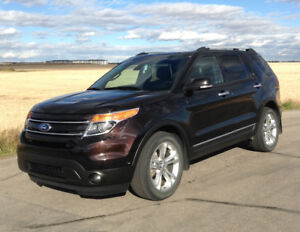 2014 Ford Explorer Limited, Excellent Condition, No Accidents,