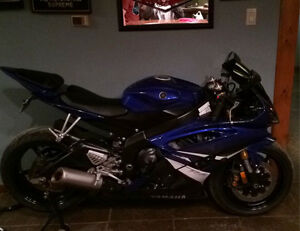 Beauty Yamaha R6