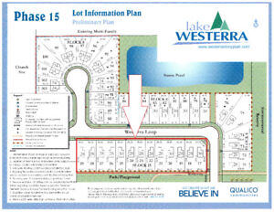 BEAUTIFUL SOUTH BACKING LOTS ON GREEN SPACE $130,400.00