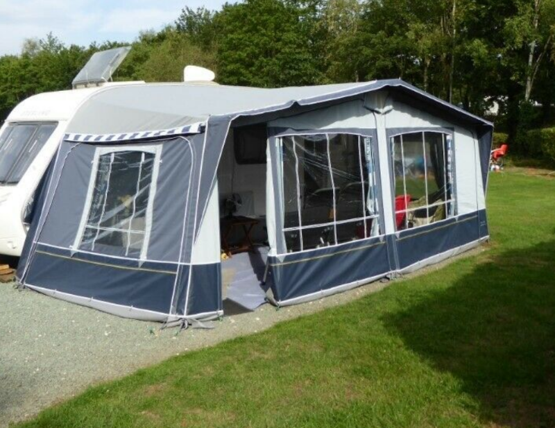 **Bargain** Quest full caravan awning   in Sandiacre ...