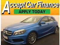 Mercedes-Benz A200 FROM £98 PER WEEK!