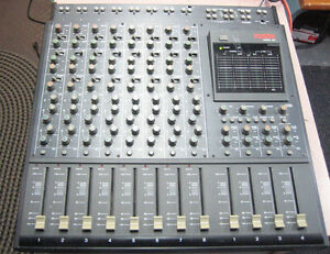Fostex 454 8 into 4 mixer - PRICED TO SELL FAST
