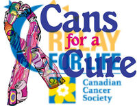 Can for Cancer for Relay for life
