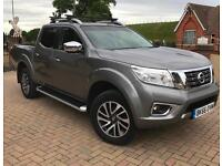 2016 66 Reg Nissan Navara Tekna NP300 NO VAT TO PAY
