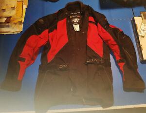 Joe Rocket Ballistic motorcycle 2XL Jacket