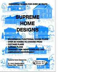 House Plans and Additions by Supreme Home Designs Inc.