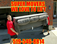 Super Movers - Moving