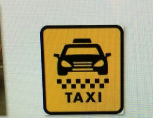toronto taxi plate