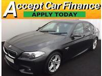 BMW 520 2.0TD ( 184bhp ) 2014MY d M Sport FROM £72 PER WEEK