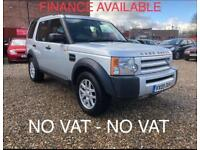 2009 Land Rover Discovery 3 2.7 TD V6 XS Panel Van 5dr