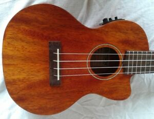 Gretsch G9121 Tenor Acoustic-Electric Ukulele For Sale