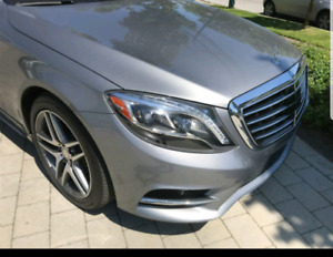 2015 Mercedes-Benz S550 Fully Equipped