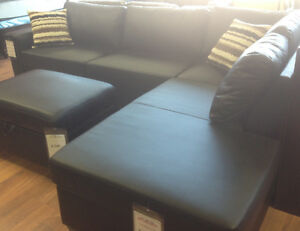 Brand new 2 pc sectional $1198+Do not pay for 12 months+FREE DEL