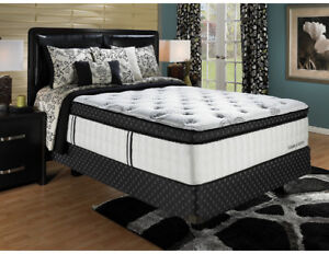 KING SIZE STEARNS AND FOSTERS STARTING AT $499