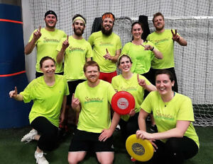 Winter Co-ed Adult Turf Ultimate League!