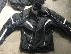 Onix motorcycle jacket