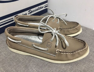 Sperry Topsider Boat Shoes - Size 7.5 women