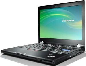 Lenovo Thinkpad T420, Core i7-2.8 GHz, 4 GB, 500 GB HDD, Screen 14, Store deal, Clearance sale