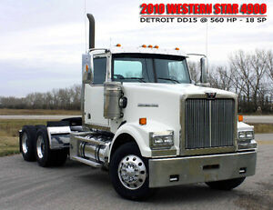 2010 WESTERN STAR 4900 ***DAY CAB***