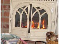 Jotul Cast Iron Gas Fire