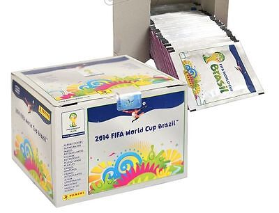 PANINI 2014 FIFA World Cup Brazil BOX of 100-Packs - ** clearance  SALE! Clearance Fußball