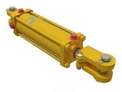Eagle Hydraulic Cylinder Double Acting 2x4x1 18 Rod 2500psi Htr2004-orb-r 170.