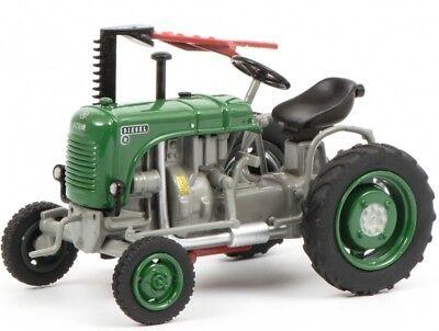 SCH9029 - Tractor Steyr 80 Equipado de La Barra De Coupe Edit....