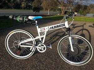 New Electric Bike Legal 1000w/200w Dual Power Hummer RRP $1499 Albury Albury Area Preview