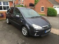 FORD FOCUS CMAX 1.6 TDCI,,LOW MILES,,,FULL HISTORY,,,