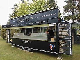 URGENT! Temporary Catering Staff For Scottish Game Fair This Saturday