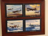 Four Historic World War Two Aircraft