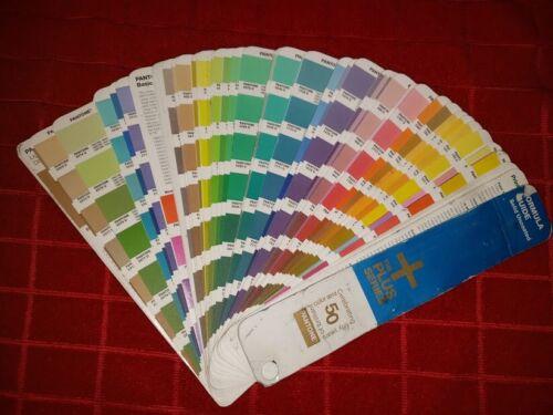 Pantone Plus Series Formula Guide 50+   SOLID UNCOATED