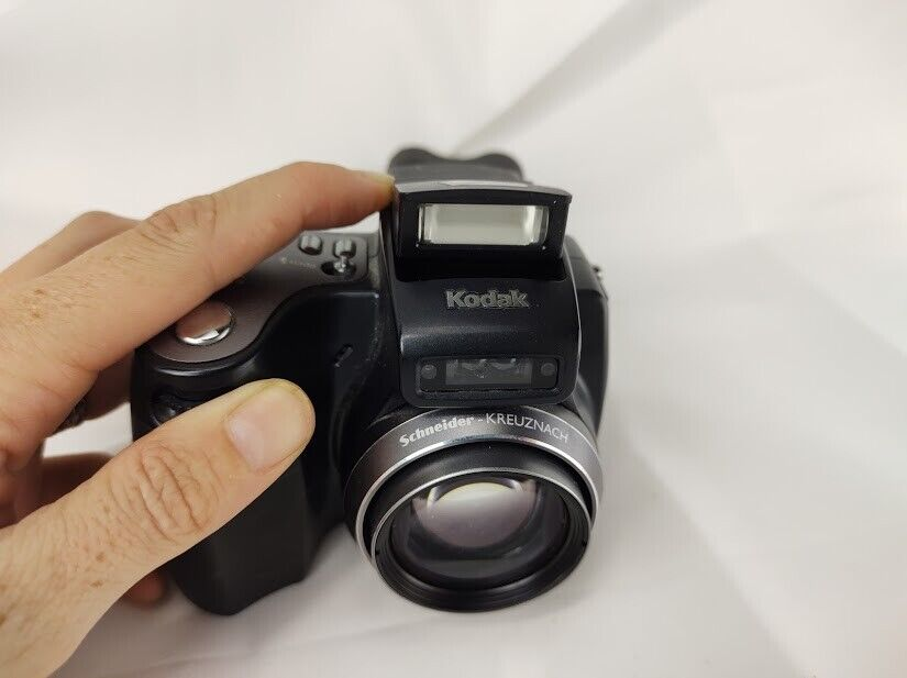 Kodak EasyShare DX7590 5.0MP Digital Camera - Flash Does Not Open - $20.99