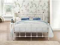 Double Metal Bed new in box