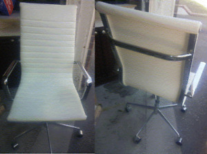 CONTACT PROJECT OFFICE / MEETING / COMPUTER CHAIR