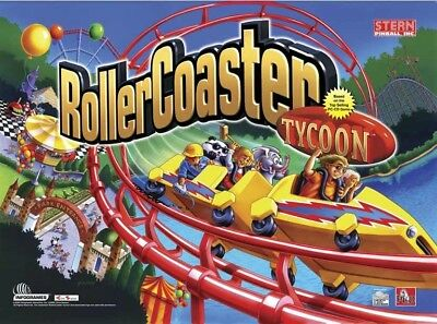 ROLLERCOASTER TYCOON Complete LED Lighting Kit SUPER BRIGHT PINBALL LED KIT