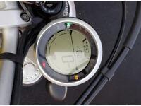 Yellow Ducati Scrambler Icon 803cc
