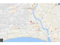 Newcastle City Centre, Quayside, Underground Secured Parking Space, Rent ne1