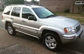 Jeep Grand Cherokee 2.7CRD Limited edition