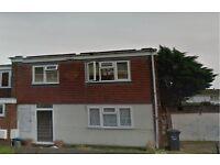 **** 2 Double Bedrooms & Reception room on Birdbrook Close Dagenham RM10 *****