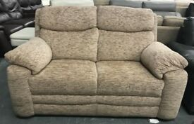 DFS Newbury 2 seater recliner sofa