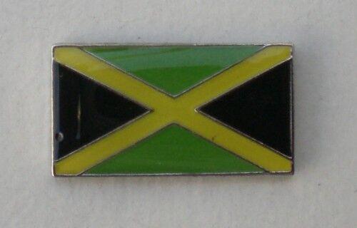 Jamaican Flag Quality Enamel Pin Badge