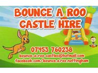 Bounce-a-roo bouncy castle hire