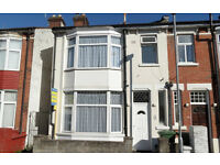 4 bedroom house on St Augustine Road, Southsea. Available 1st September to students or w/p