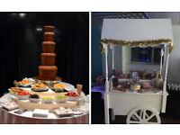 CHOCOLATE FOUNTAIN HIRE - Weddings, Birthdays, Receptions, Parties