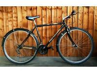 Reflex Stone Creek road bike,700c wheels,18 speed